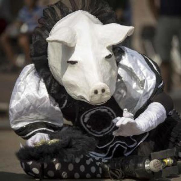 Pigs Burlesque